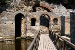 Świątynia Asklepiosa - Butrint