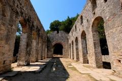 ruiny wielkiej bazyliki