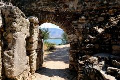 mury obronne - Butrint
