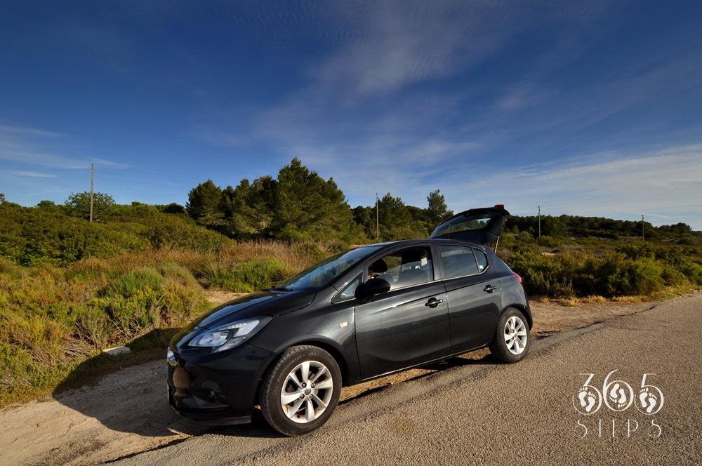 Wypożyczenie samochodu na Majorce