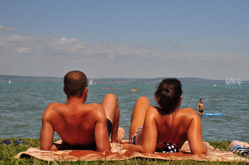 Jak wyglądają plaże nad Balatonem?