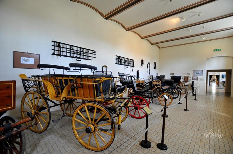 powozownia, Muzeum Powozów Helikon, Keszthely