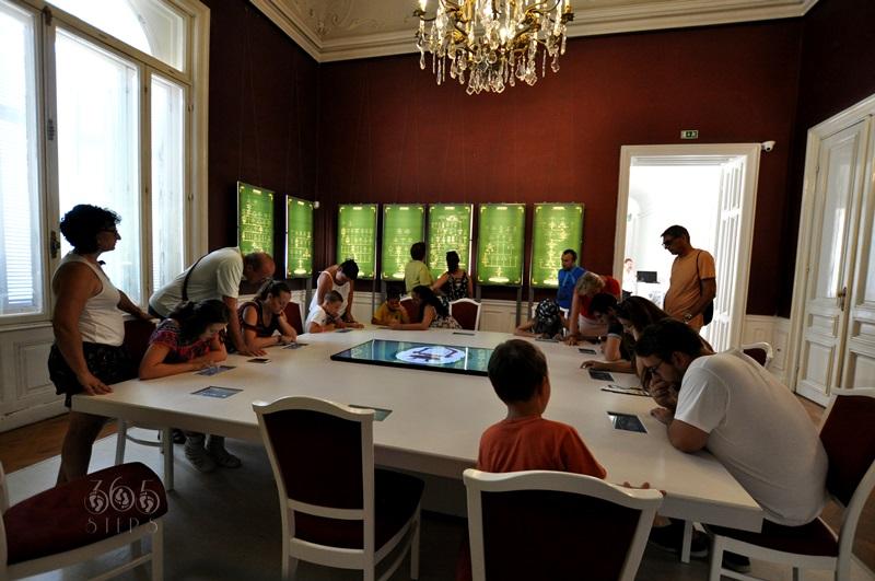 interaktywne muzeum, jak zrobić drzewo genealogiczne