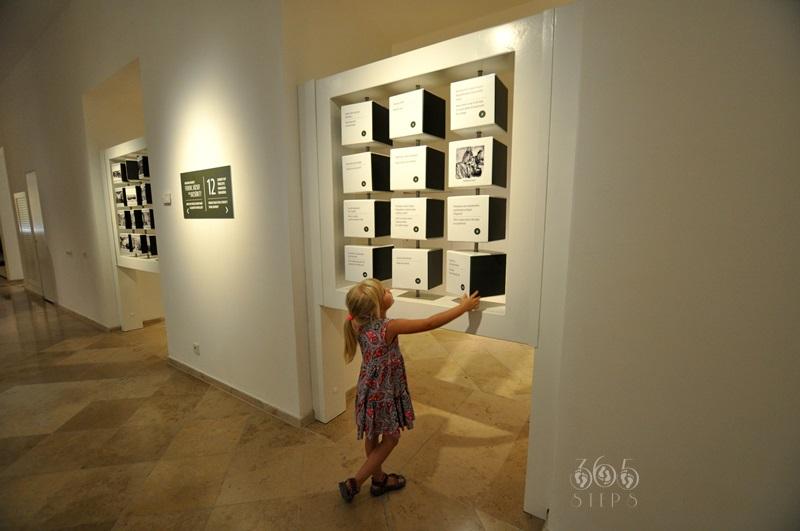 interaktywne muzeum, interaktywna ekspozycja, muzeum przyjazne dzieciom, Keszthely