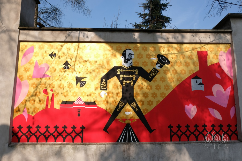 festiwal MUR ART w Cieszynie