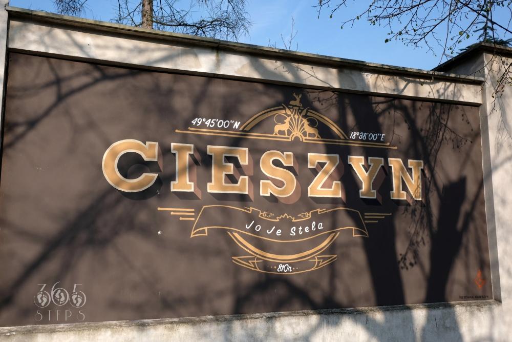 cieszyńskie murale, festiwal MUR ART w Cieszynie
