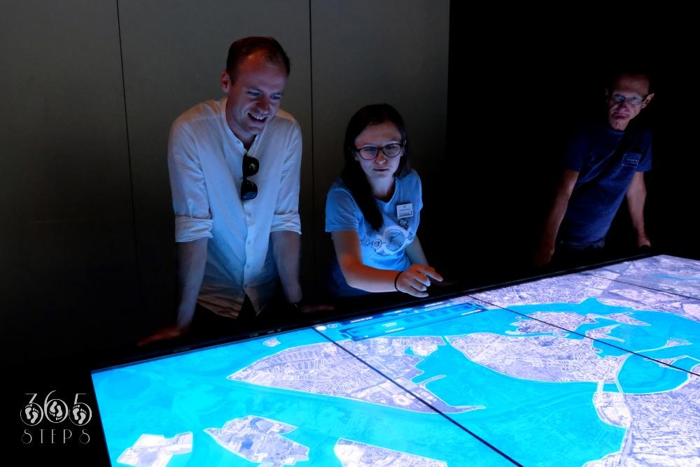 Hydropolis - interaktywna mapa Wrocławia przedstawia skale powodzi tysiąclecia